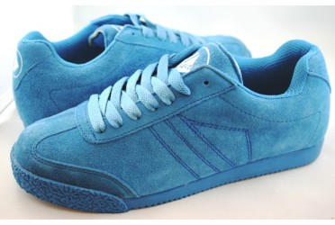Phantom Suede Neon Blue