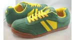 Phantom Suede Green/Yellow