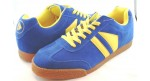 Phantom Suede Royal/Yellow